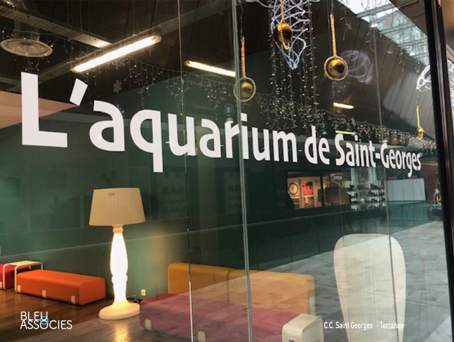 L'aquarium de Saint Georges
