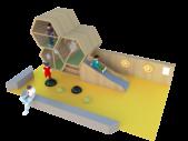 Concept espace enfants Bee Kids